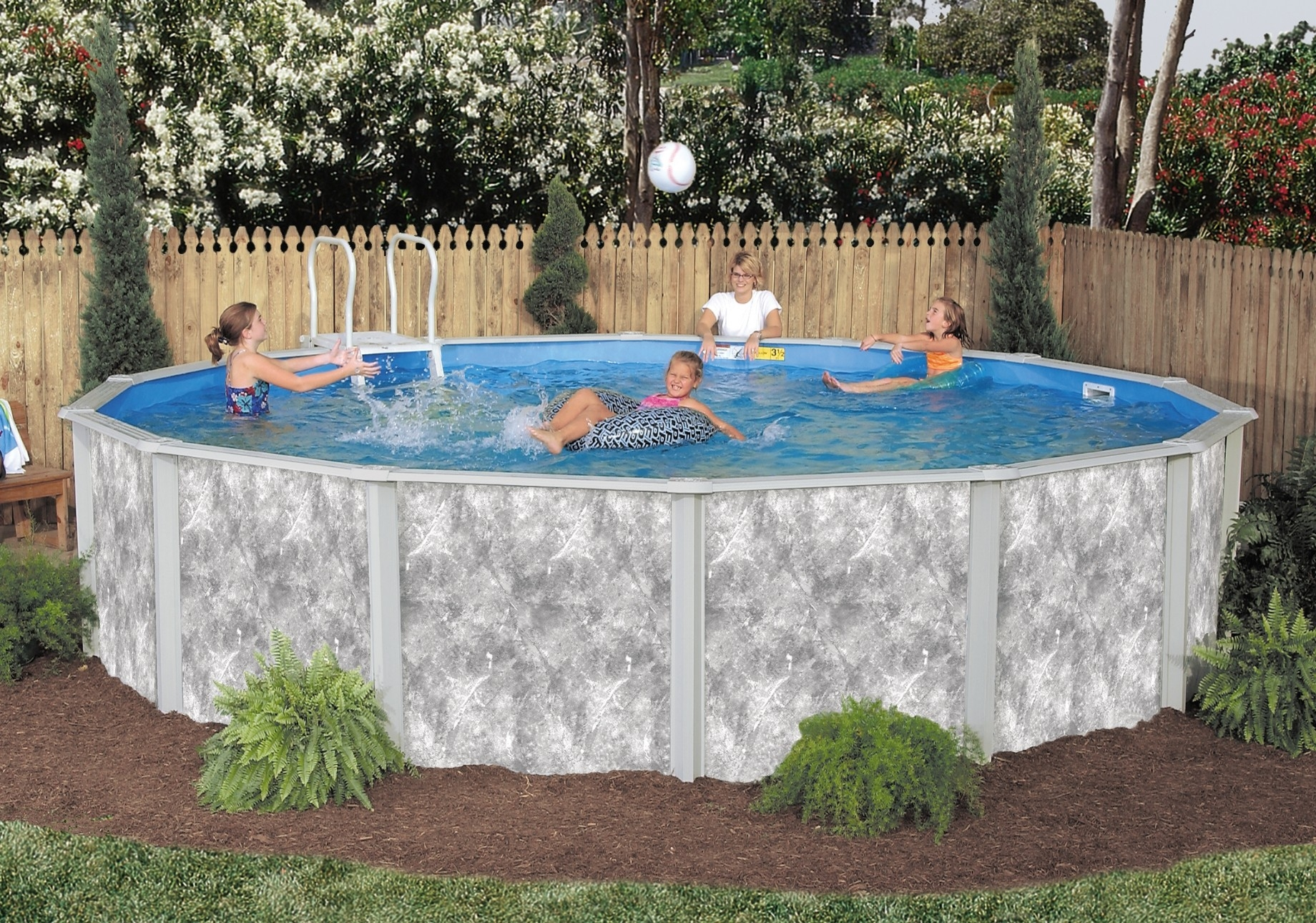 Above ground pools backyard dreams - What do dreams about swimming pools mean ...